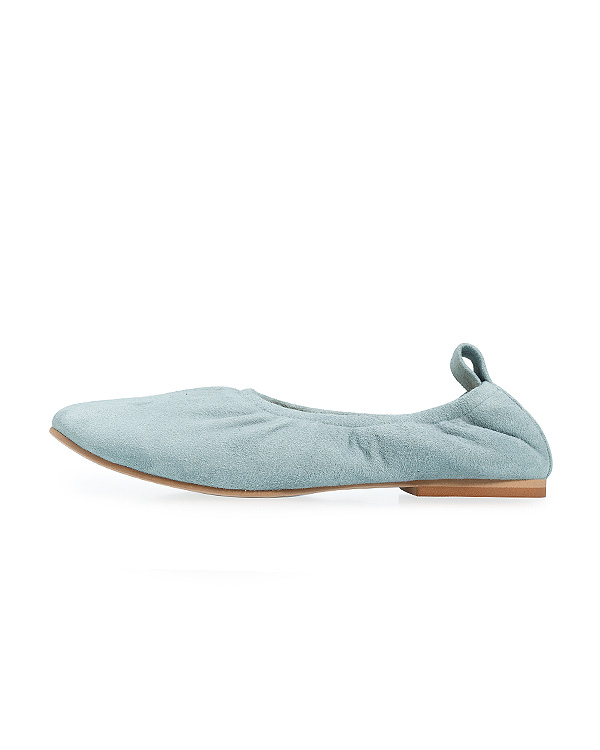 【2足で10%OFF】Soft Leather Ballerina