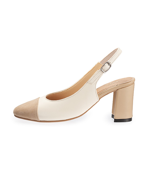 【2足で10%OFF】Slingback Pumps